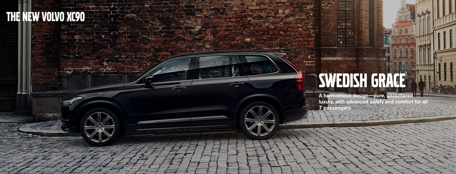 ALL NEW XC90 – Scandia Volvo CARS – New Delhi / Noida